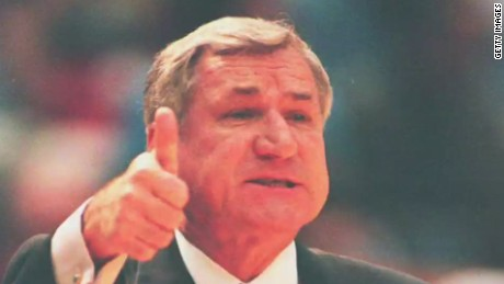 Basketball coach Dean Smith dead at 83