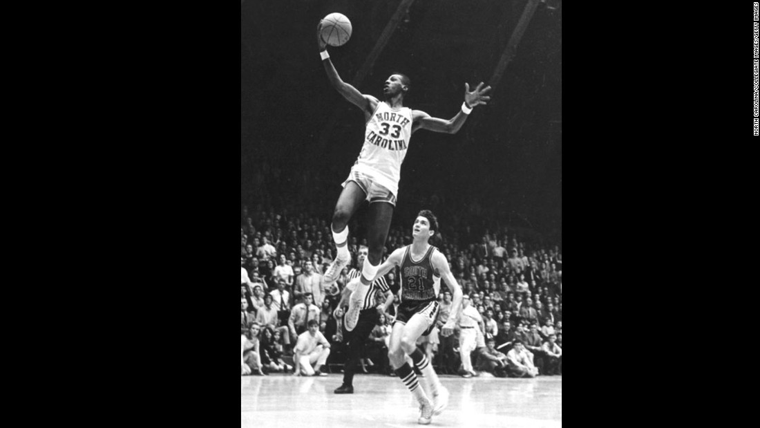 Under Smith's leadership, Charlie Scott became the first scholarship athlete at the University of North Carolina, breaking the color barrier in 1967. Scott would lead the Tar Heels to consecutive Final Four appearances.