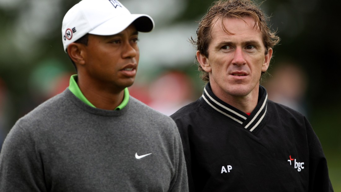 A keen golfer, he had the chance to play with Tiger Woods in 2010, Woods reportedly astounded by the number of career injuries McCoy had sustained.