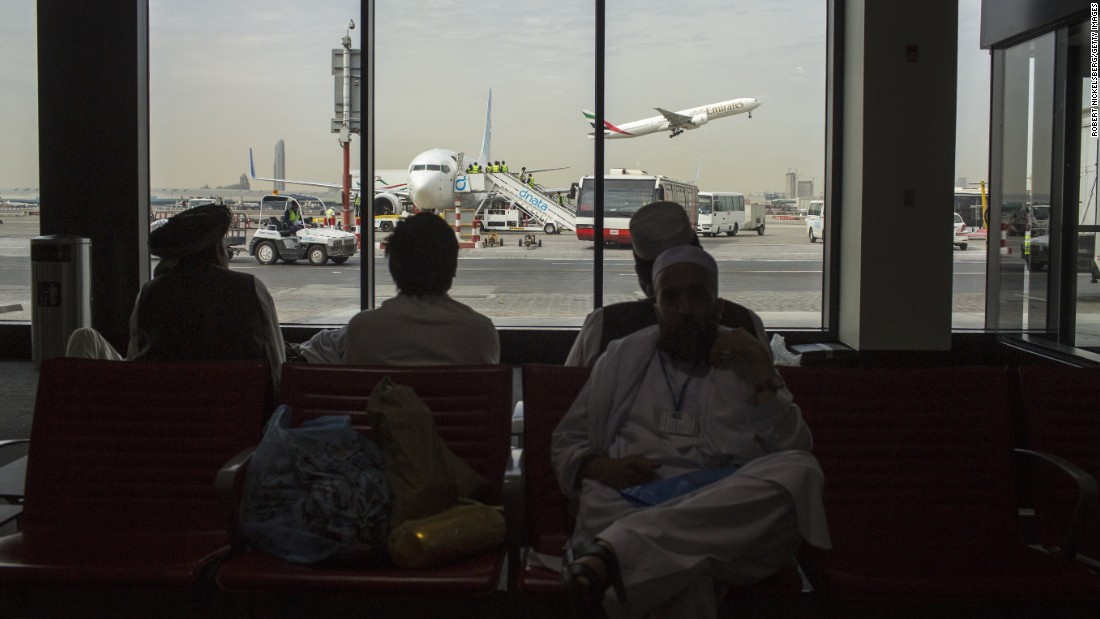 <strong>6. Dubai International Airport</strong> moved up one spot to sixth place, with more than 70 million passengers. It also ranked sixth on the top 10 list of cargo airports.