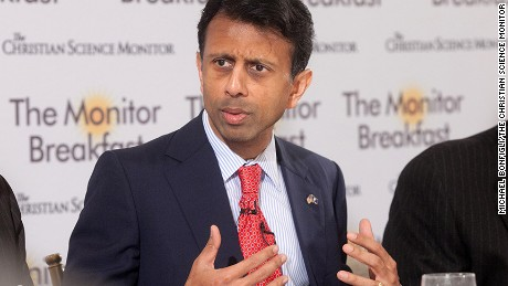 Louisiana Gov. Bobby Jindal scored the support of a top former aide to Mitt Romney as he mulls a presidential bid.