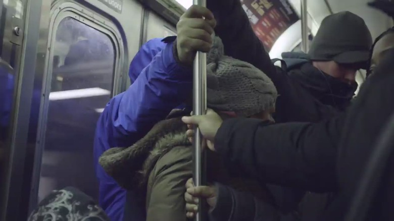 Study finds NYC subways are crawling with germs