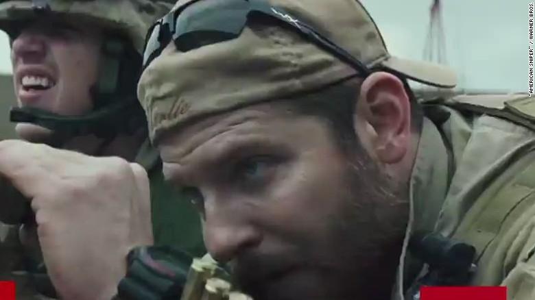 American snipers speak out against Bradley Cooper movie