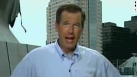 Did Brian Williams embellish details about Katrina?