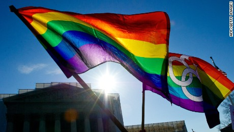 Republicans walk tightrope on gay marriage
