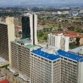Nairobi Intelligent City Highrise Blocks