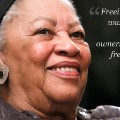 Toni Morrison on freedom