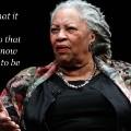 Toni Morrison on woman