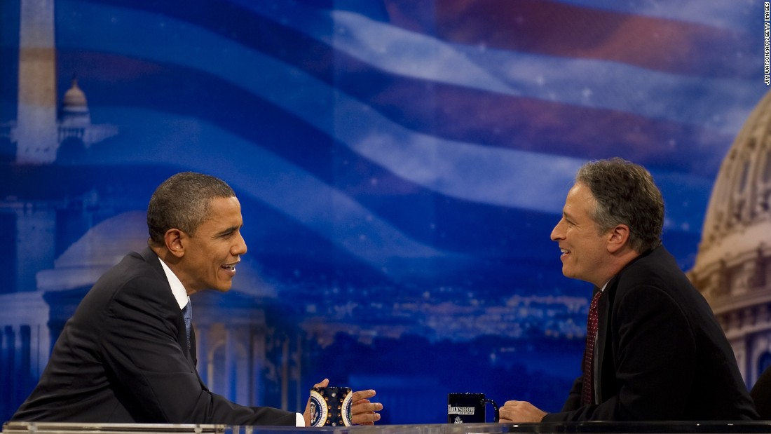 In 2010, President Barack Obama became the first sitting president to appear on the show. He has appeared on the show six times over the course of his political career.