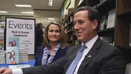 Rick Santorum opposes Common Core