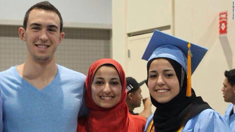 3 Muslim college students shot in the head