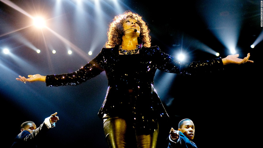 "Whitney Houston was on the verge of a comeback when she was found unresponsive in her Beverly Hilton hotel room in February 2012. The 48-year-old had been in Los Angeles with plans to attend a pre-Grammys party and had just <a href=""http://news.blogs.cnn.com/2012/02/13/whitney-houston-what-we-know-what-questions-remain-2/?iref=allsearch"">performed an impromptu duet</a> two days before her sudden death. An autopsy showed that the music icon drowned face-down in a tub of water about 12 inches deep; the drowning was ruled as accidental, with the ""effects of atherosclerotic heart disease and cocaine use"" listed as contributing factors."