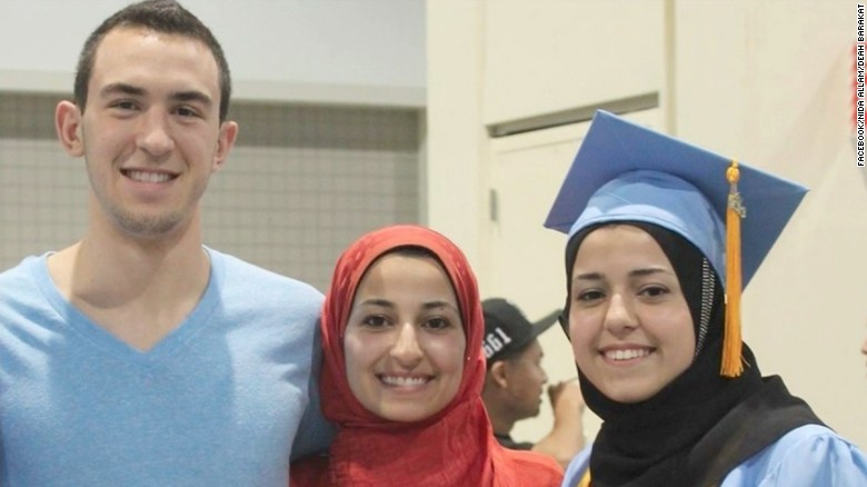 Fathers of slain Muslim students speak out