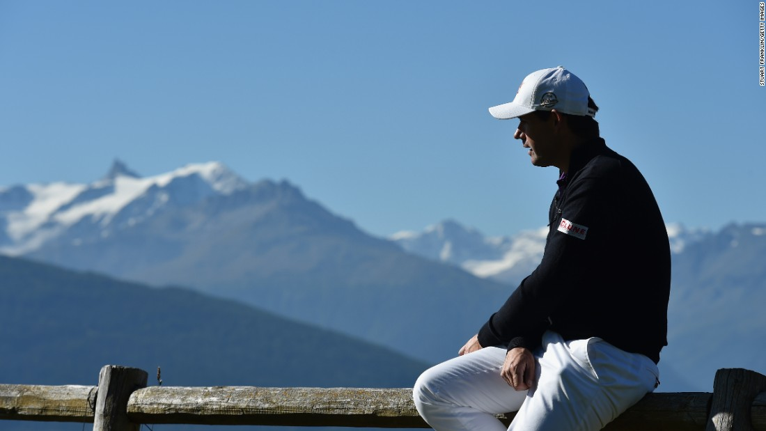 Three-time major winner Padraig Harrington is not afraid of the cold. The Irish golfer uses cryotherapy treatment as a regular part of his training and fitness regime.