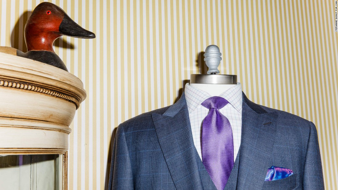 The classic tailored suit may evoke James Bond or Savile Row, but it has been making a comeback in recent years on the red carpet and in the pages of fashion magazines.