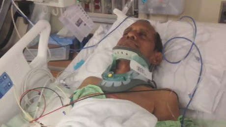 Indian man, 57, paralyzed after encounter with police