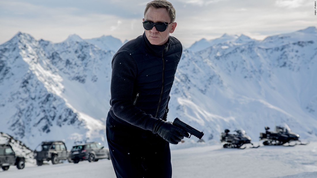 """Spectre,"" the 24th James Bond movie, hits theaters in November, more than 50 years after the first film in the popular series, ""Dr. No."" ""Spectre"" stars Daniel Craig as 007, with turns from Christoph Waltz, Monica Bellucci, Lea Seydoux and Ralph Fiennes. Look back at highlights of the character's career, including the Bond girls and villains:"