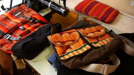 suave designs bag sample
