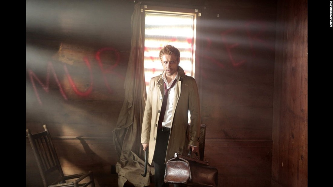 "<a href=""http://www.zap2it.com/blogs/constantine_could_make_the_move_from_nbc_to_syfy-2015-02"" target=""_blank"">Rumors persist</a> that NBC's ratings-challenged but fan favorite ""Constantine"" could move to Syfy for its second season. ""The fans have been fantastic to me and the show,"" star Matt Ryan told CNN, though he has not yet  heard anything solid about the show changing networks. ""We have a hardcore following, and hopefully we'll get to continue that."" If ""Constantine"" is saved, here are some shows it will have emulated."