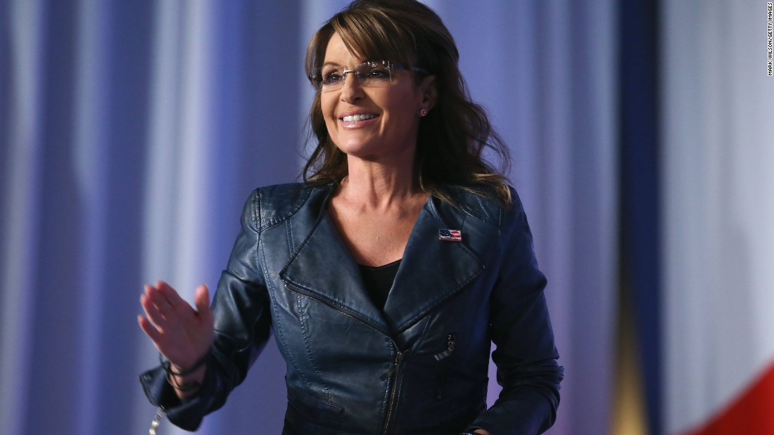 "Former Alaska Gov. Sarah Palin earned the nickname ""Sarah Barracuda"" while playing basketball in high school."