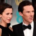 cumberbatch sophie BAFTA