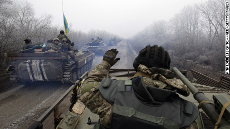Official: Ukrainian forces killed after ceasefire