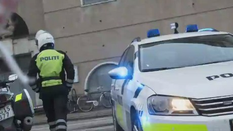 Two people were killed in a 2014 shooting in Copenhagen, Denmark.