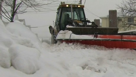 More than 110 inches of snow fell on Boston during the winter of 2014-2015.
