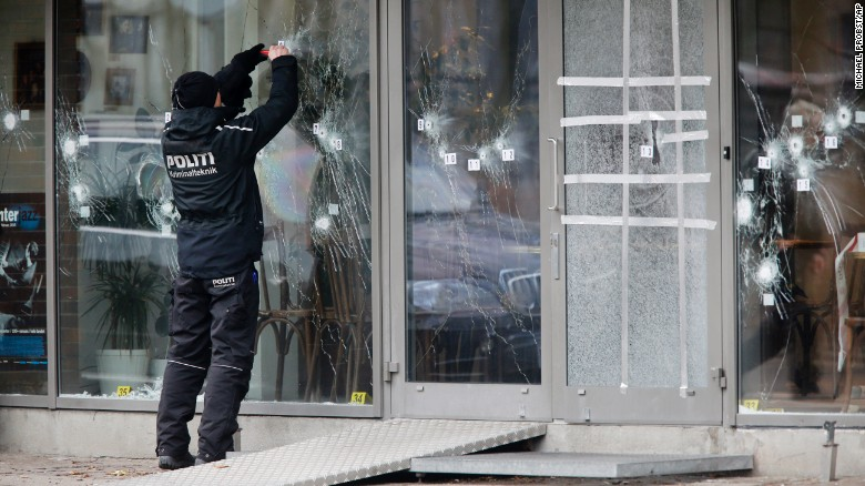 Danish Police: We killed shooting suspect