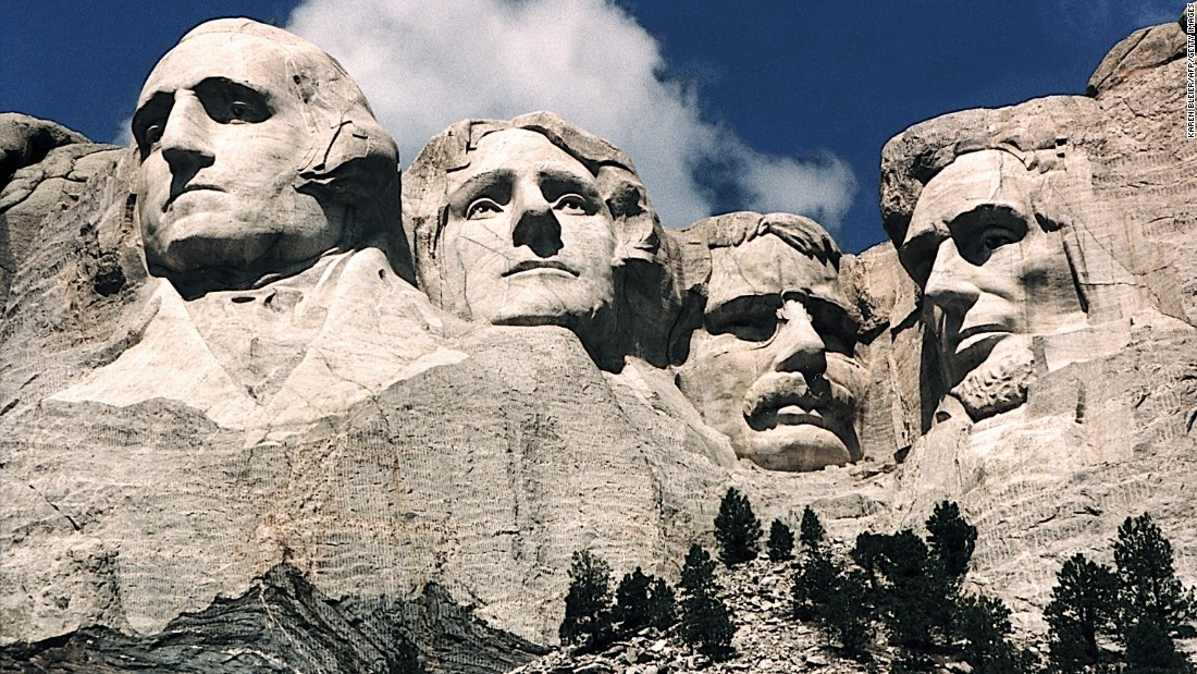Some road trips go straight for the classics like Mount Rushmore. That's fine, if giant presidents' heads are your thing.