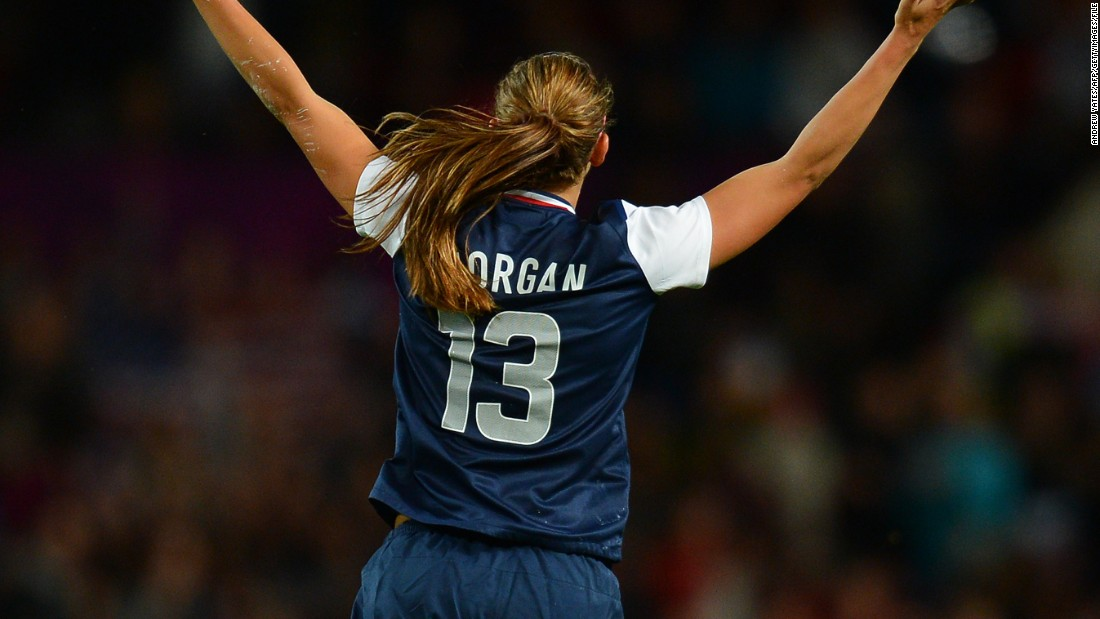 "Throughout her career, Morgan has played with the No. 13 on her back. Far from finding it unlucky, she admits to being amused by the superstition that surrounds it. ""I've never seen any unluckiness in this number and it's done great things for me,"" she insisted."