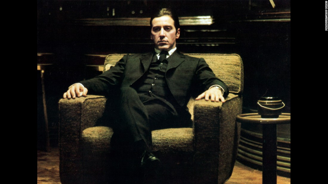 "Al Pacino returned as Michael Corleone in ""The Godfather: Part II,"" which became the first sequel to win the best picture Oscar. Francis Ford Coppola received the best director award this time, and newcomer Robert De Niro won the best supporting actor Oscar playing Vito Corleone as a young man. Coppola's ""The Godfather: Part III,"" released in 1990, did not repeat the success of the first two films."