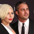 Lady Gaga and Taylor Kinney RESTRICTED