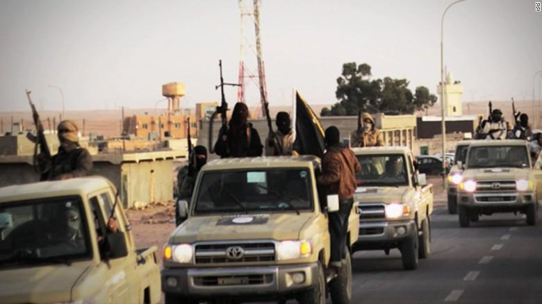 ISIS' end goal: Apocalypse
