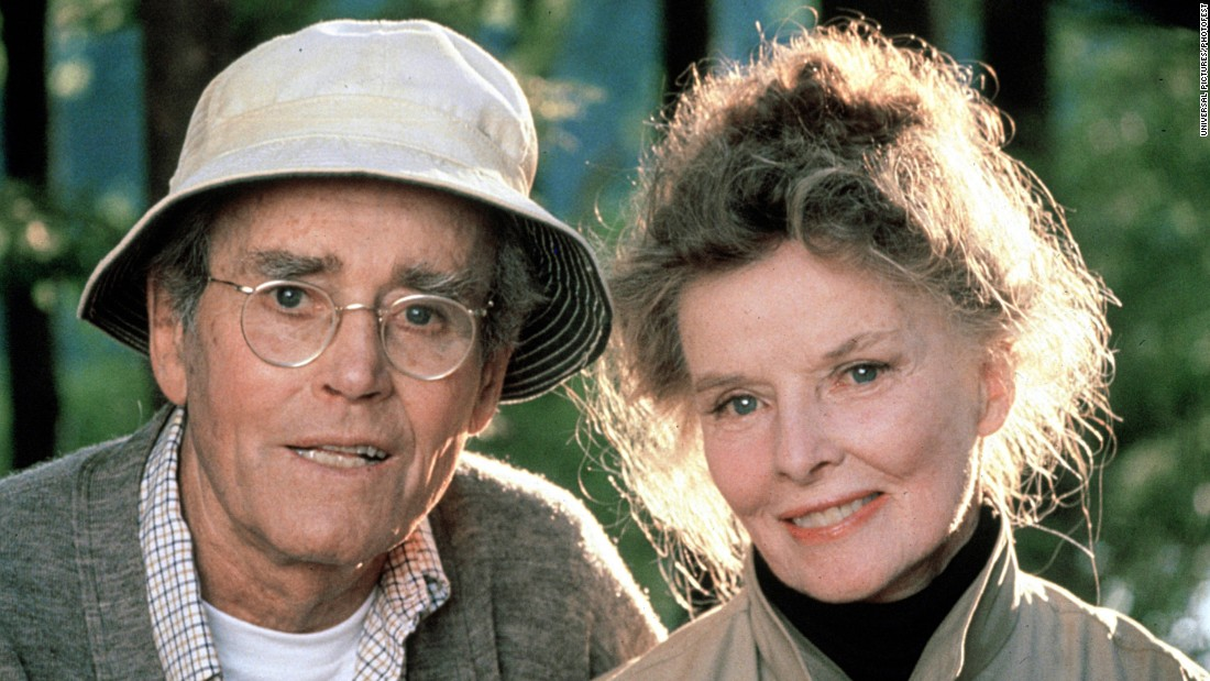"After being a movie legend for more than 40 years, Henry Fonda won his first competitive Oscar for ""On Golden Pond."" His co-star, Katharine Hepburn, also shined in the movie as his wife, picking up her fourth best actress prize."