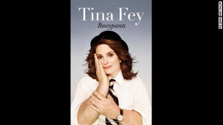 "Tina Fey's ""Bossypants"" was one of two memoirs that topped the books list."