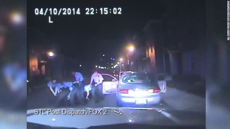 Officer under fire for turning off dashcam