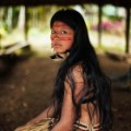 17 atlas of beauty - Kichwa woman in Amazonian rainforest