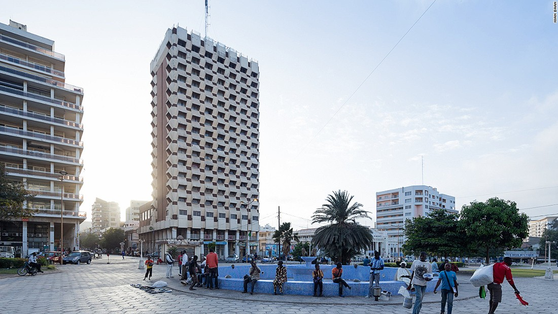 "In many ways, Senegal is one of the continent's greatest success stories, and that its post-colonial structures, like the Hotel Independence, are still in operation, attests to this. <br />Herz says that one motivator of the exhibit was to focus on a side of Africa that he feels, is sorely underrepresented in the media.<br />""Almost every reportage of Africa is about misery, violence, crime, always with a negative connotation. Africa is never distinguished between its 54 countries, but seen as this gray mass of lack. The idea here is to shift the discourse and show an incredible wealth of cultural production,"" he says."