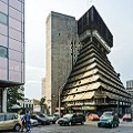 African independence architecture La Pyramide Ivory Coast