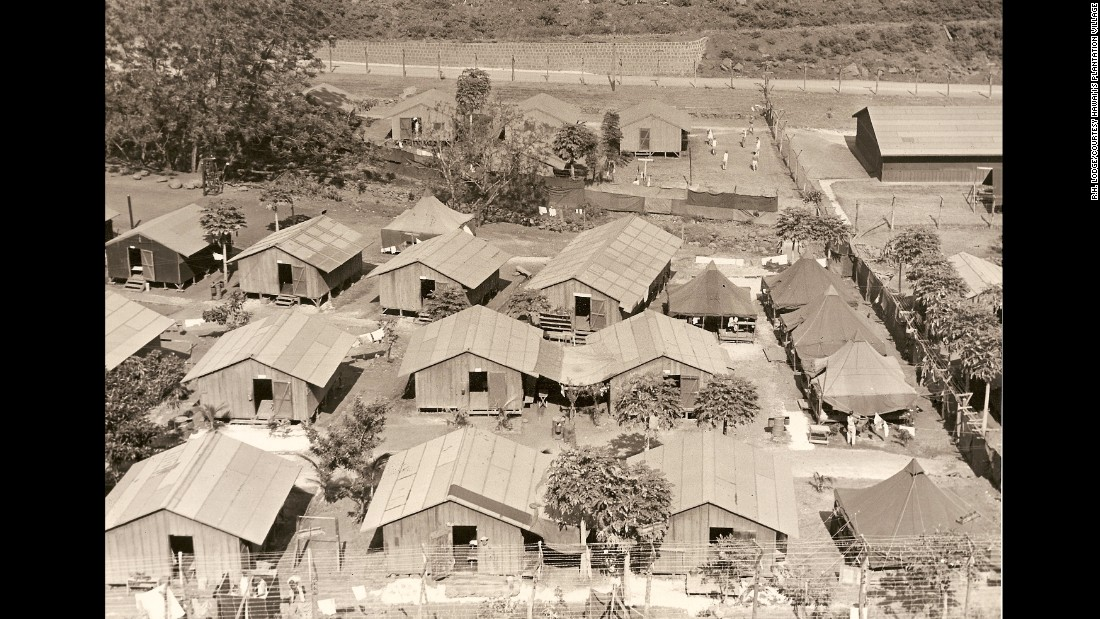 Not far from Pearl Harbor, the Honouliuli Internment Camp opened in 1943 and was the largest site for holding Japanese-Americans, European-Americans and resident immigrants in Hawaii during World War II.