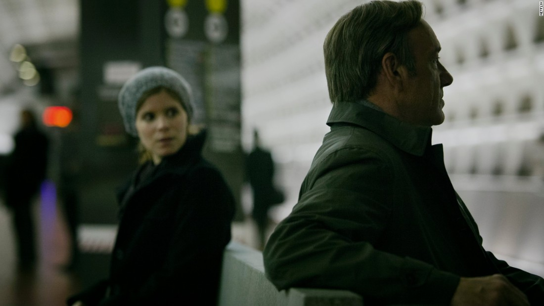 Zoe Barnes (Kate Mara) was an ambitious young reporter who began a mutually beneficial working relationship with Frank that soon turned sexual. But then she began investigating Russo's death. Oops. In an early Season 2 shocker, Frank hurled her in front of a subway train.