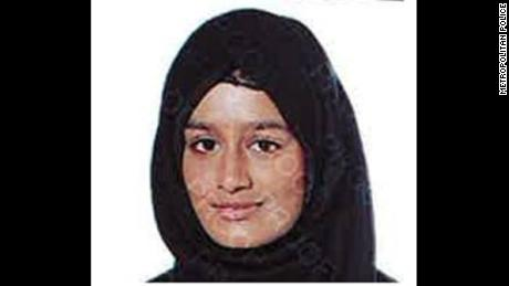 Shamima Begum was 15 years old when she left the UK for Syria.
