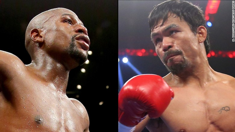 Mayweather-Pacquiao fight will be worth $250 million