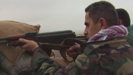 pkg wedeman iraq isis defending irbil_00014810