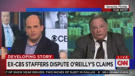 Ex-CBS Staffers Dispute O'Reilly's Claims_00082406