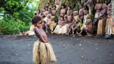 Life on Tanna island