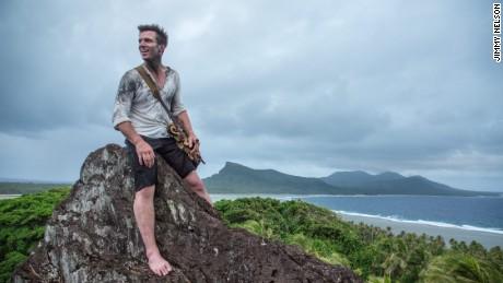 Bill atop the Rock of Rah