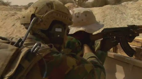 Special forces train Africans to fight Boko Haram