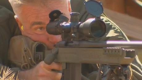 exp La vida de un francotirador no es como la cuenta Hollywood. _00034126